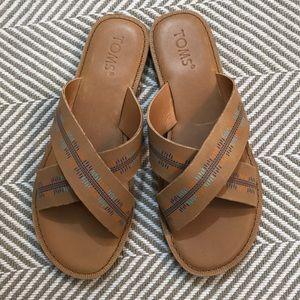 Toms boho sandals